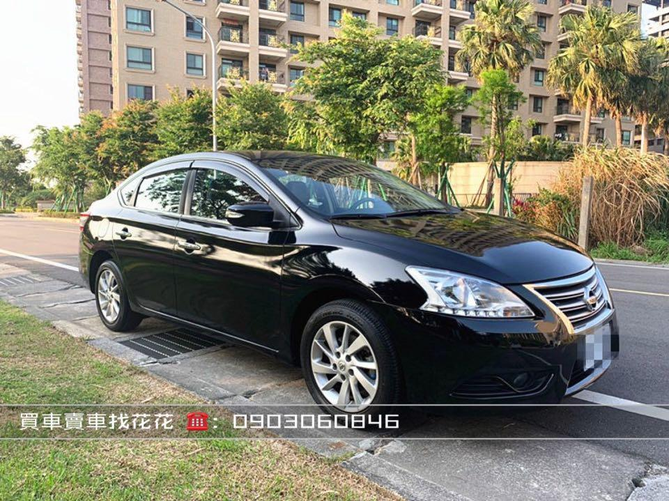 🚗15 Nissan Sentra 1.8 黑🚗