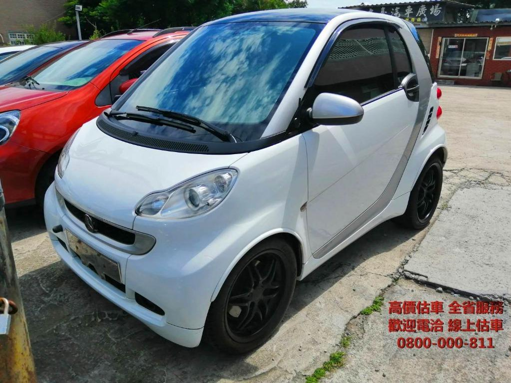 2010  smart 1.0 微型小轎車