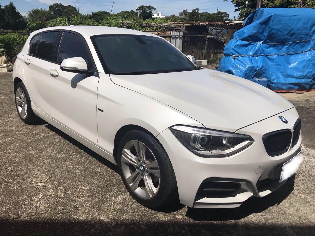 2013年F20 BMW 116i sport line 省油 低稅 高動力!