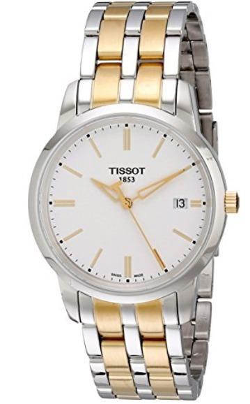 原廠正品保固七日 盒子不佳 Tissot T033.410.22.011.01 手錶全新 SSB311P1