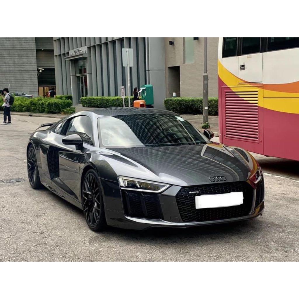Audi R8 V10 Plus 5.2 Quattro Auto