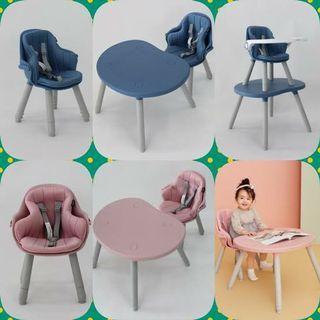 Baby chair highchair cocolatte urbini 3in1 multi switch