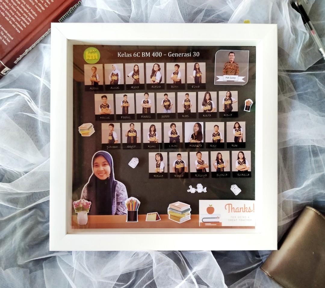 Bingkai Foto scrapframe kado