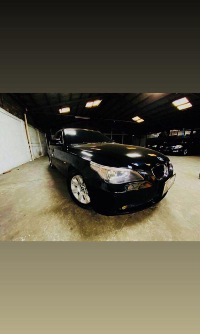 BMW  E60 520i M45 2004
