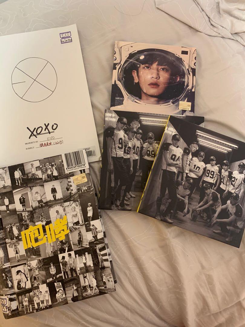 EXO music album