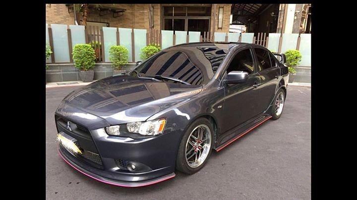 FB搜尋【世康中古車買賣】《熱門車款》2012年三菱 2.0 IO FORTIS 灰 頂級