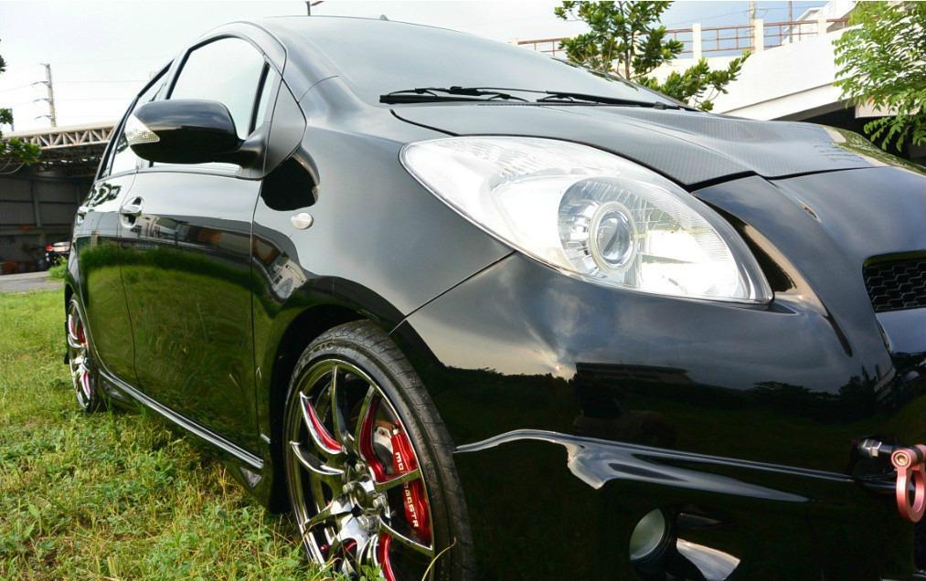 FB搜尋【世康中古車買賣】《熱門車款》2012年豐田 YARIS S 黑
