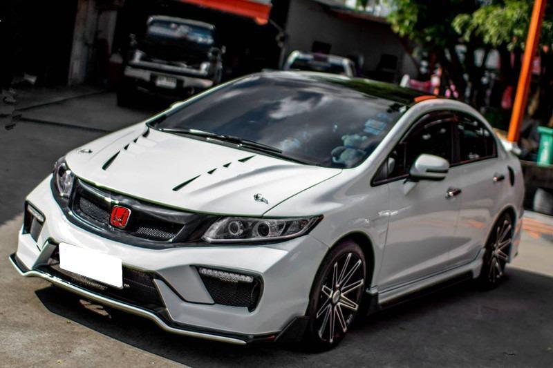 FB搜尋【世康中古車買賣】《熱門車款》2014年本田 1.8 K14 type r大包 白