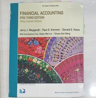 Financial accounting 第三版 IFRS THIRD EDITIO