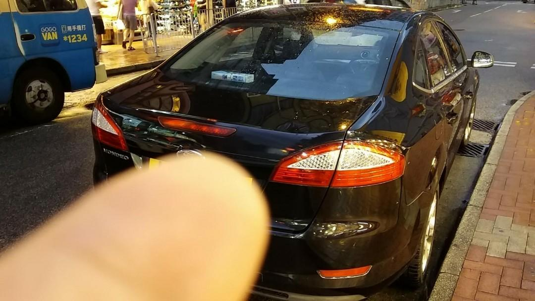 Ford Mondeo 2.0 5-Dr (A)