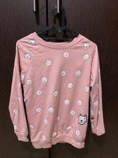 Nevada printed sweater