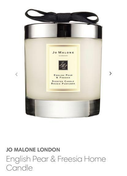 NEW - Jo Malone English Pear Home Candle
