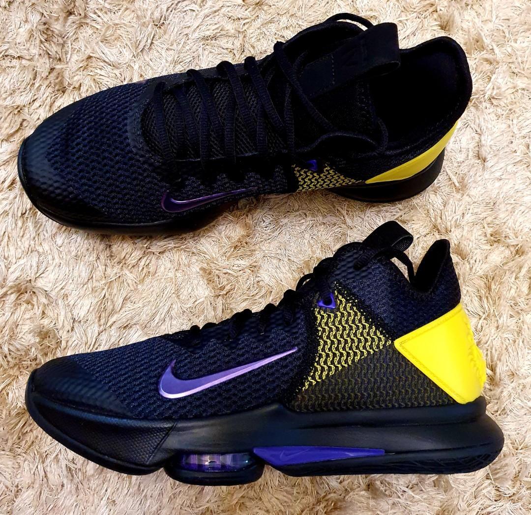Nike Lebron Witness IV EP basketball
