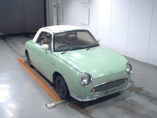 Nissan FIGARO FK10 Auto