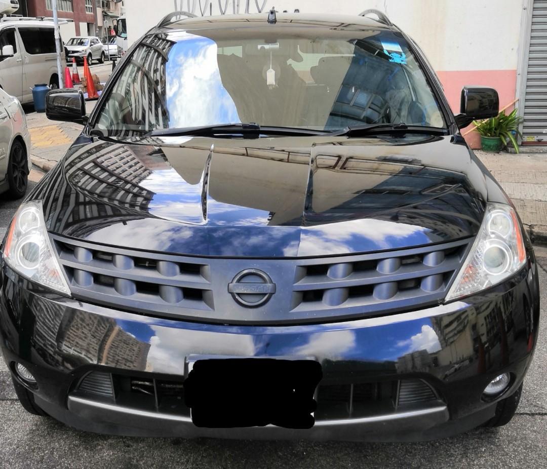 Nissan Murano 2.5 2WD Auto