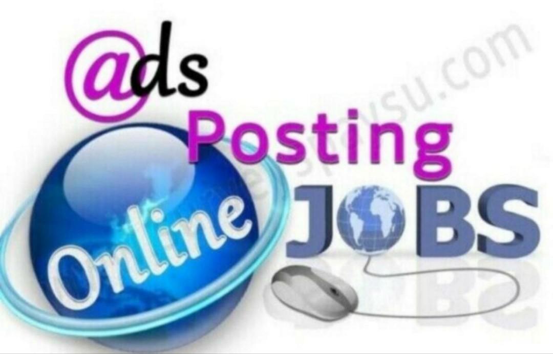 Online Ad Posting