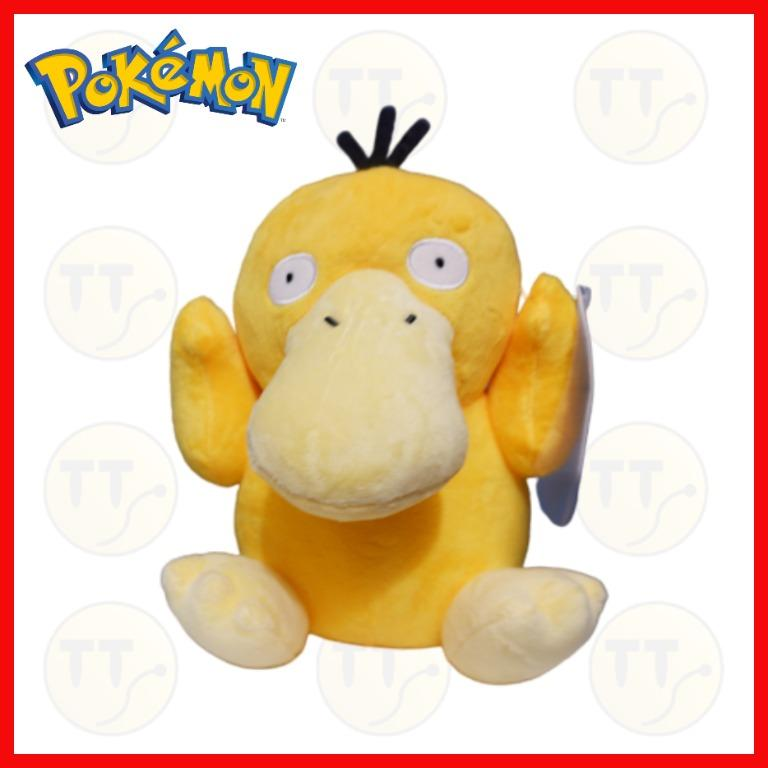 Jumbo Pokemon Plush, Pokemon Psyduck Plush Toy 20cm Toys Games Action Figures Collectibles On Carousell