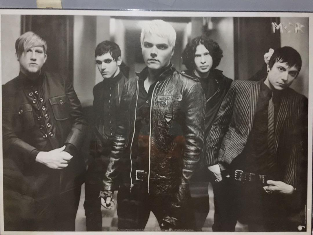 Poster My Chemical Romance