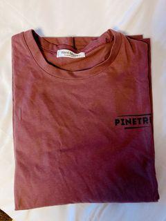 T shirt #酒紅#純黑#杏 共3件