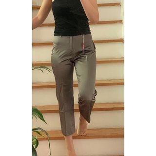 Vintage cropped gap pants