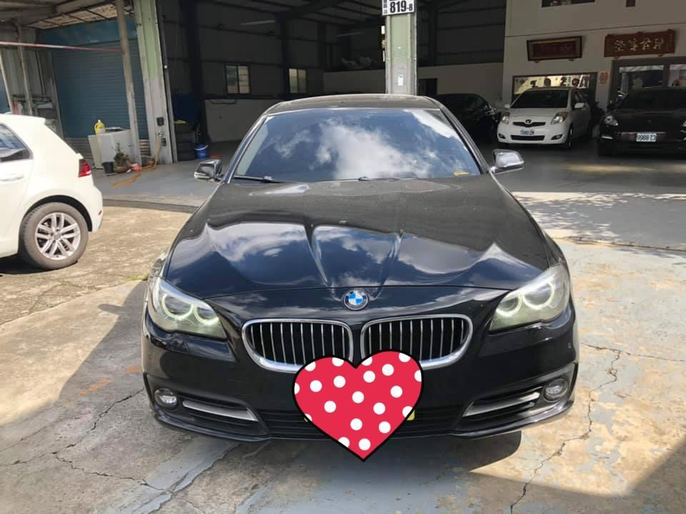 2016年 BMW 520I