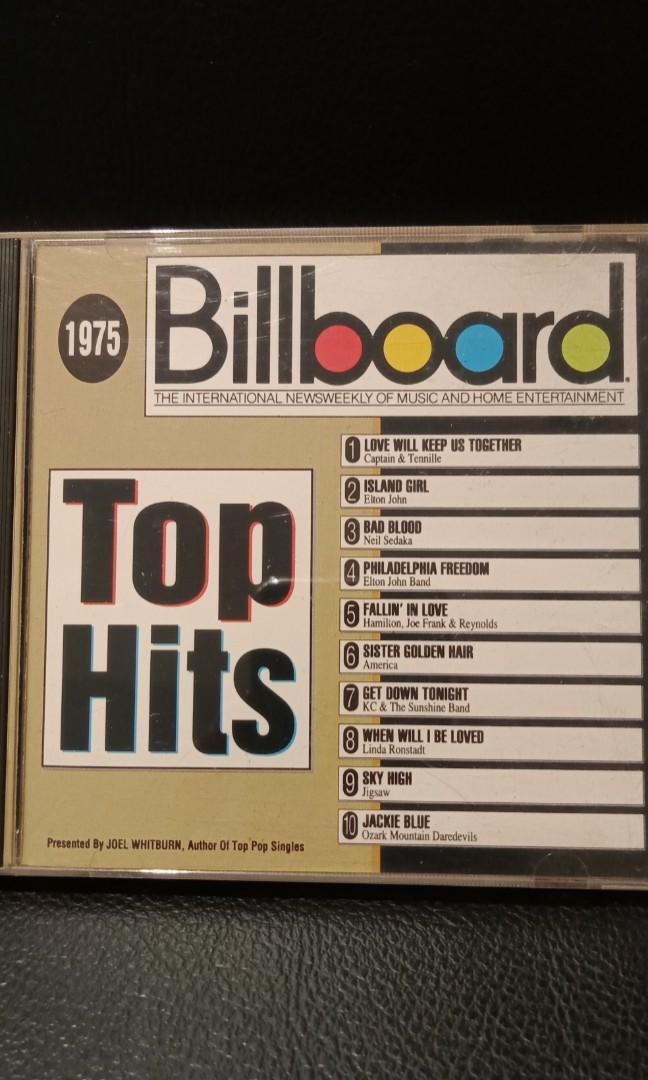 Billboard top hits 1975