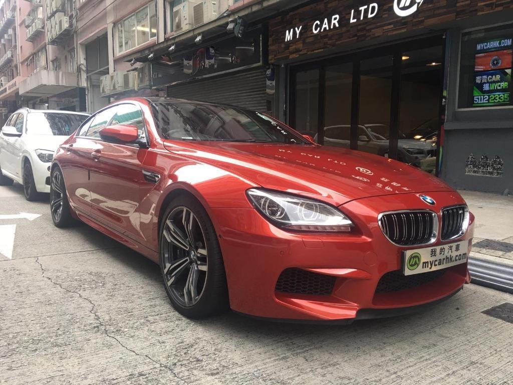 BMW M6 2013 Auto
