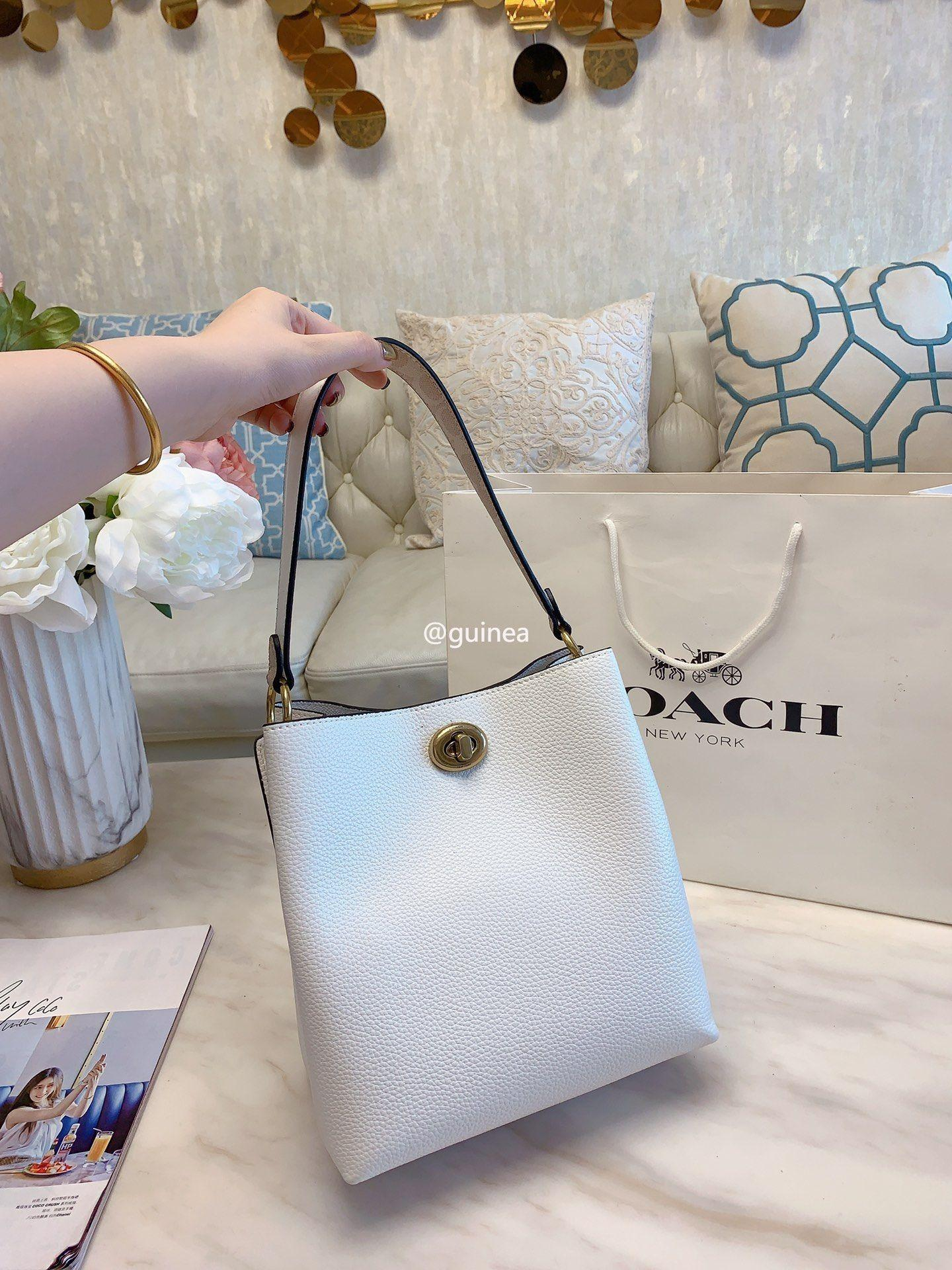 Coach New Charlie Bucket Bag Bucket Shoul Women S Fashion Clothes Outerwear On Carousell
