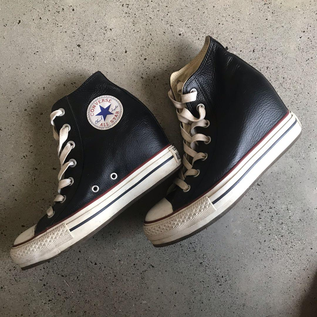 Star Lux Hidden Wedge Sneakers