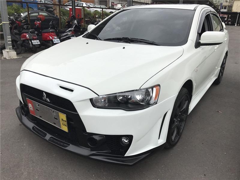 Fb搜尋🔍阿哲中古車買賣 粉絲專頁🚘2013年 MITSUBISHI三菱 FORTIS  IO頂級白1.8