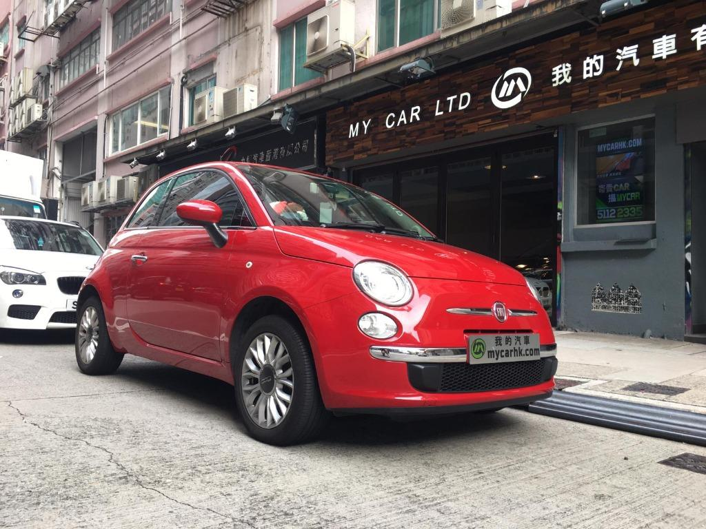 Fiat 500 1.4 Lounge  Auto