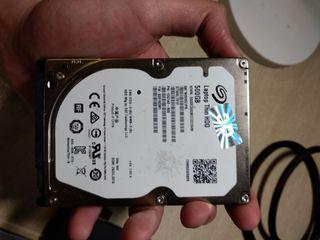 Hardisk HDD Laptop 500GB SATA SECOND ( TIDAK PERNAH DI PAKAI )
