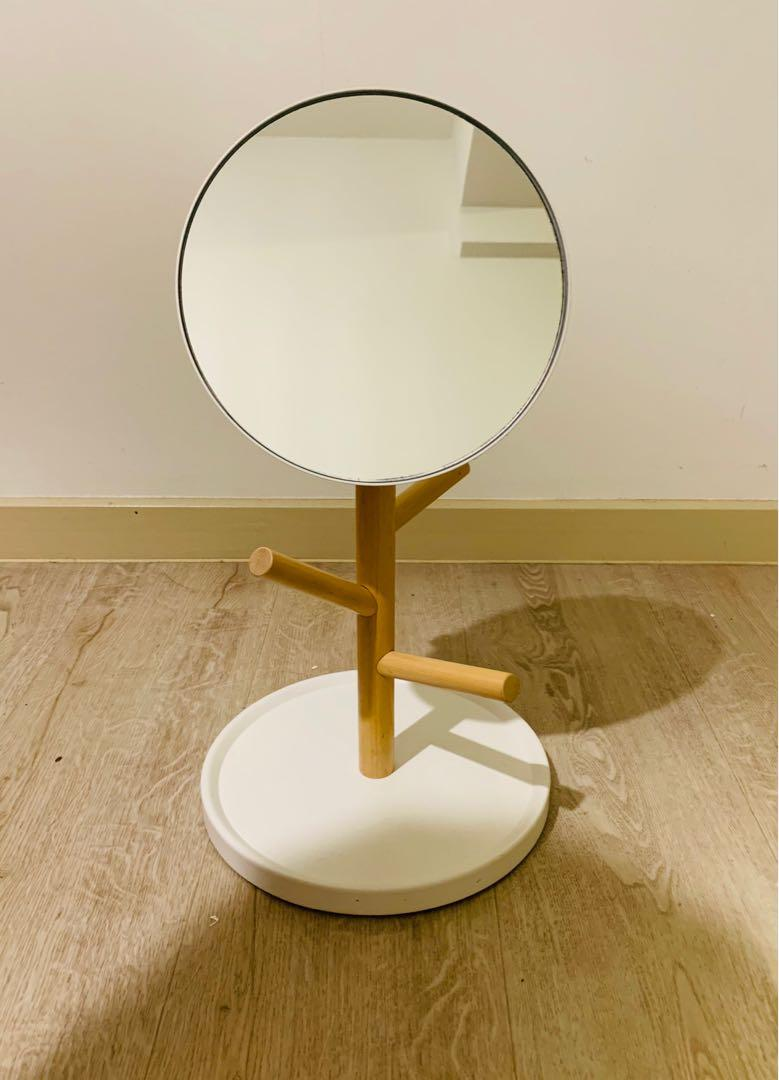 Ikea Dresser Mirror With Tray Furniture Others On Carousell
