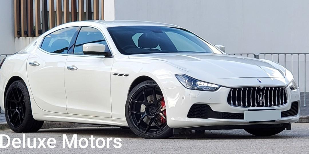Maserati Ghibli 3.0 S (A)