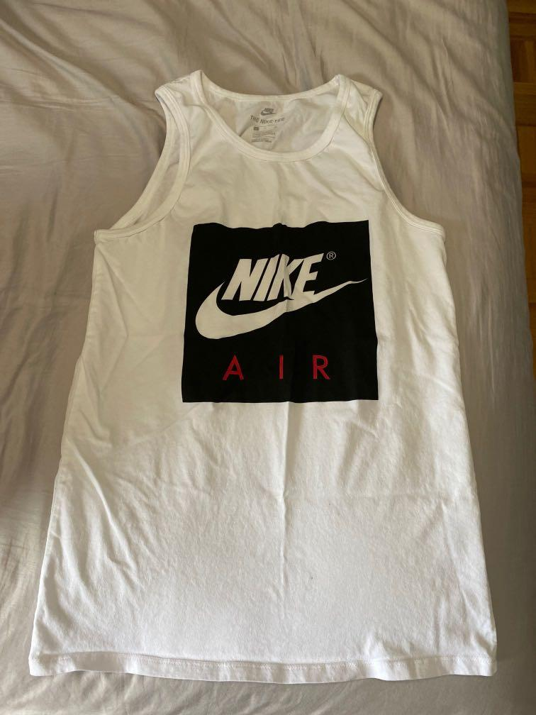 Nike air tank top size S