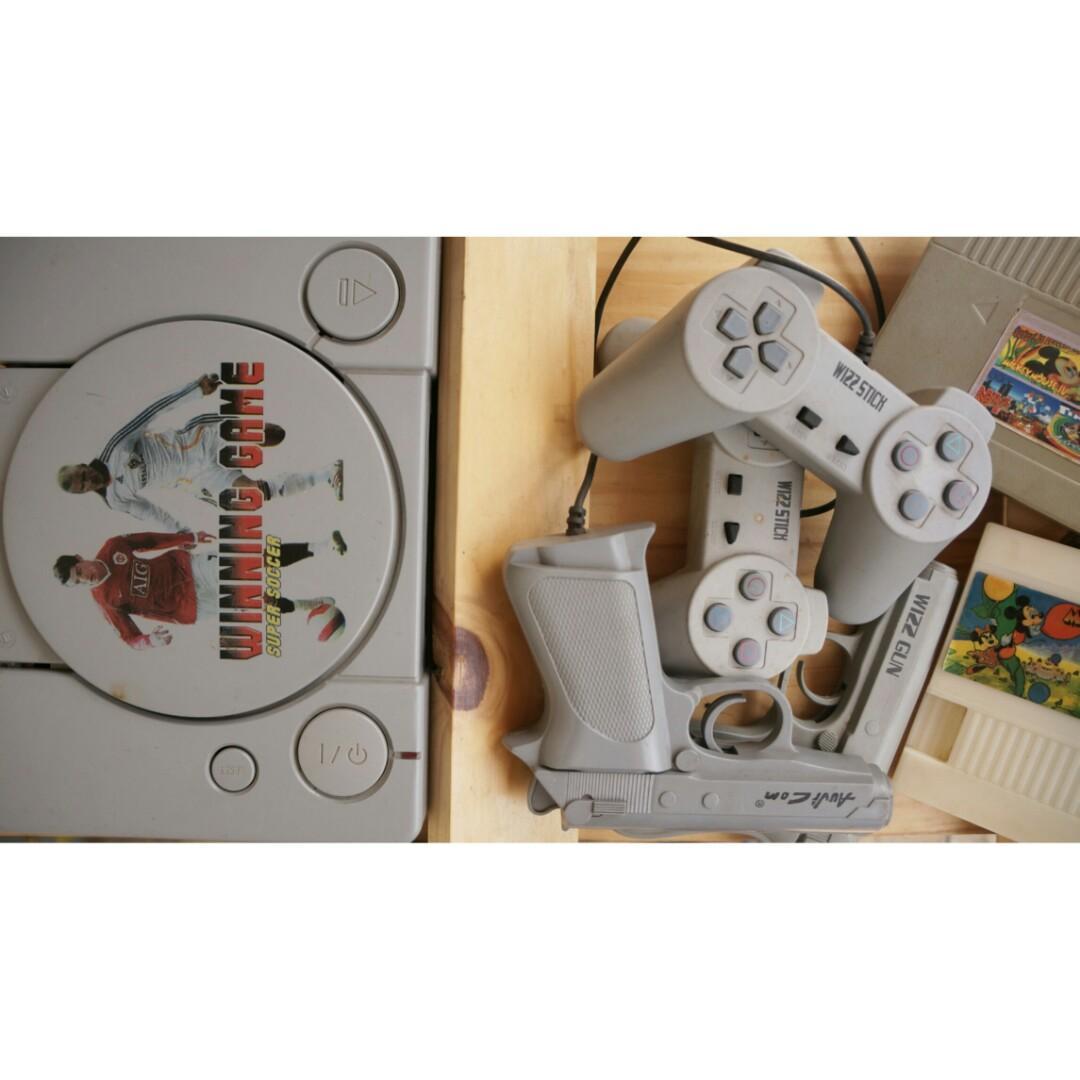 Nintendo Model Ps