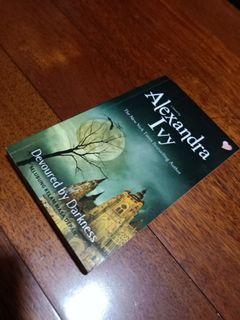 novel ALEXANDRA IVY