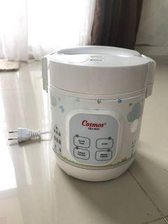 Rice cooker cosmos mini murah meriah sale