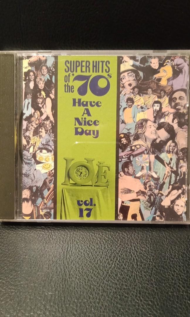 Super Hits of the 70s vol 17