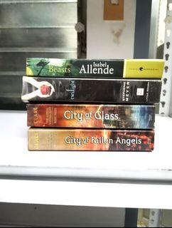 TAKE ALL 4 Young Adult Novels