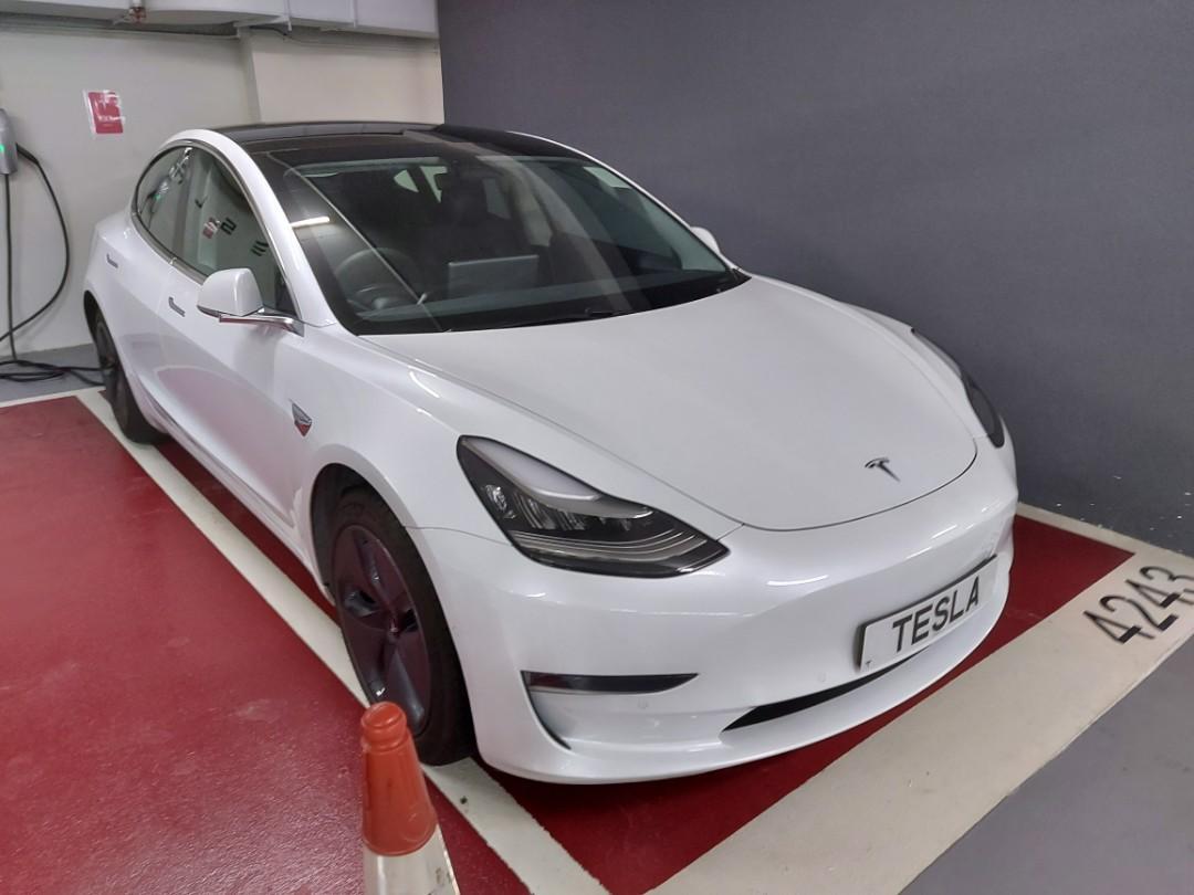 Tesla 電動車 一換一 劏車紙 免税$250K Auto