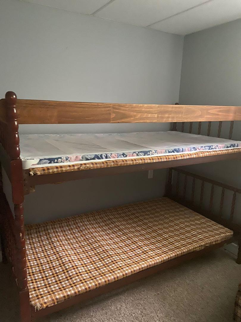 used double bed frames