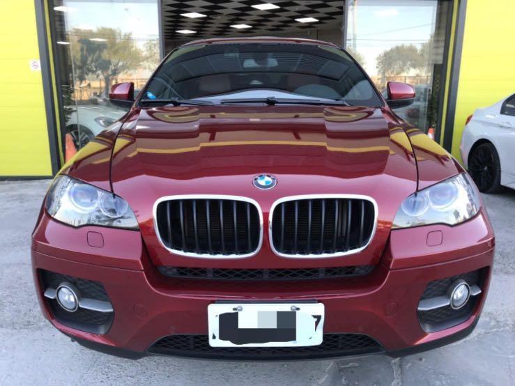 #X6 35i BMW 2009年 總代理 實跑頂級版 改一階366匹 扭力52公斤米