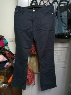 全新輕薄的大尺碼牛仔褲  3L