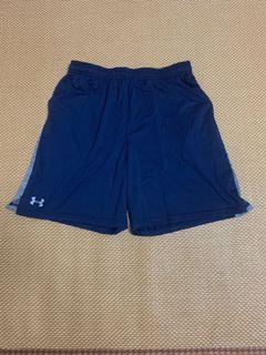 日本購回 UA UNDER ARMOUR 運動短褲 健身 跑步 慢跑 路跑 running