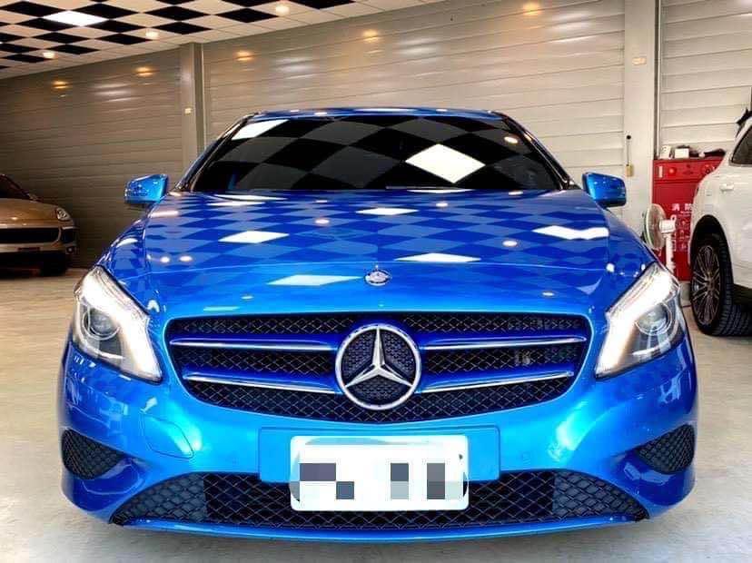 A180 藍色 2012-13總代