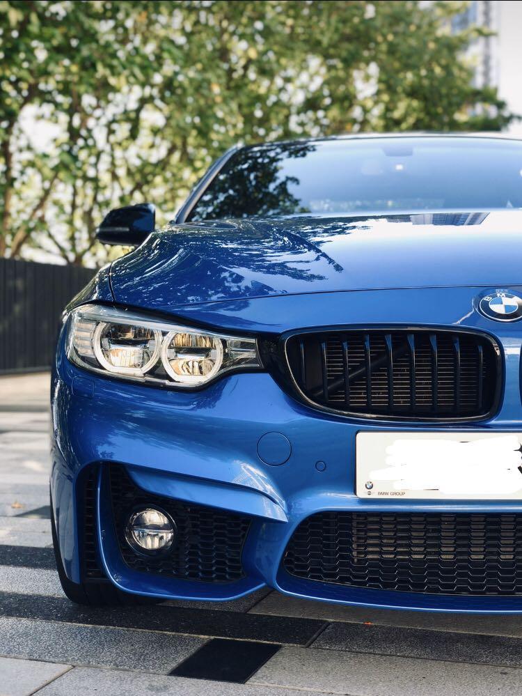 BMW 435i Coupe Sport (A)