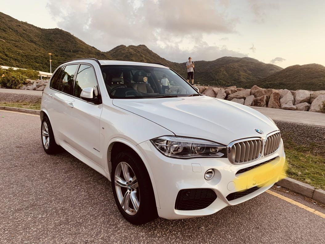 BMW X5 xDrive50iA M sports Auto