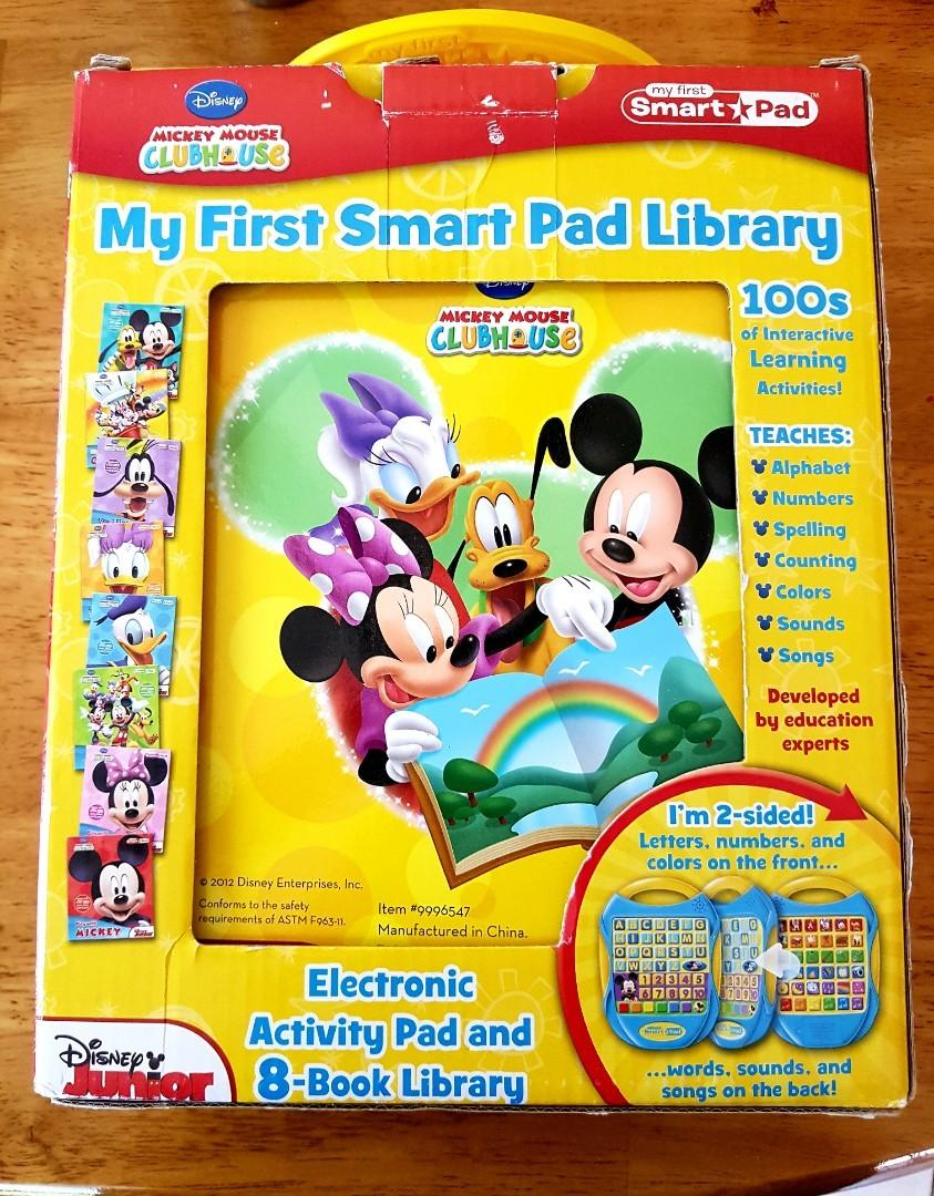 Disney smart pad