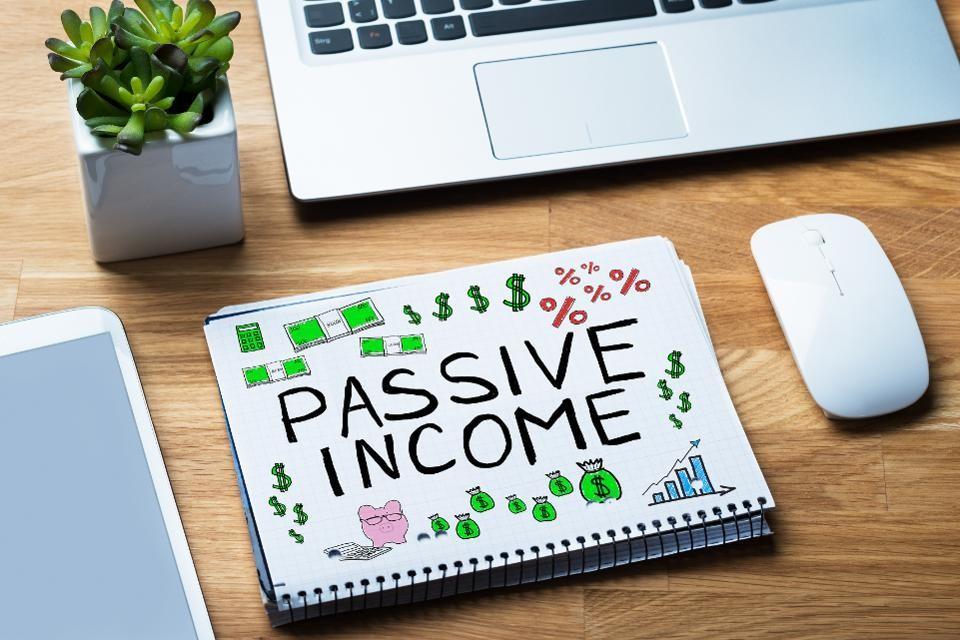 Earn passive income online!